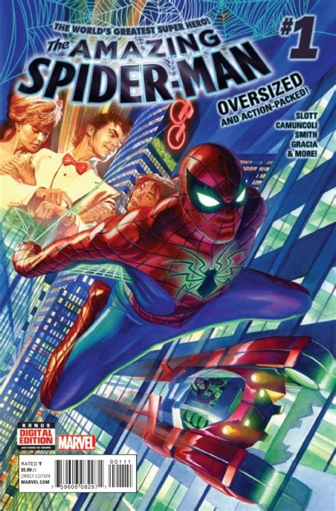 Comic Stack: 'The Amazing Spider-Man' Vol. 4 (All-New, All ...