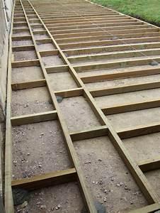 Lambourde Terrasse Composite : terrasse bois sur lambourde nos conseils ~ Premium-room.com Idées de Décoration