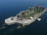 端島炭坑(軍艦島)   九州の世界遺産