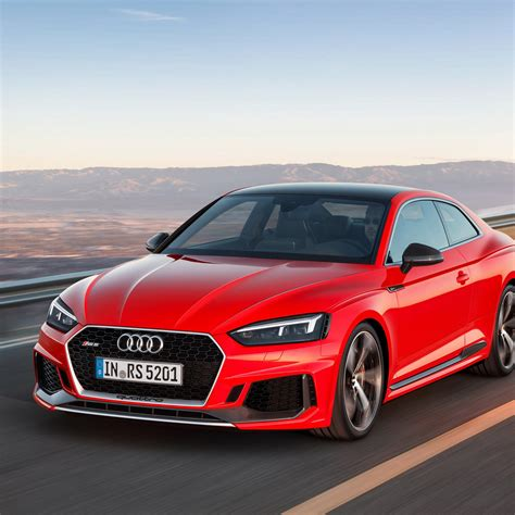 Audi Rs5 Coupe 2018 4k Ultra Hd Backgrounds And Wallpaper