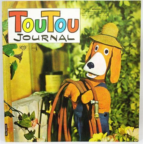 maison de toutou toutou journal monthly 24 ortf 1967