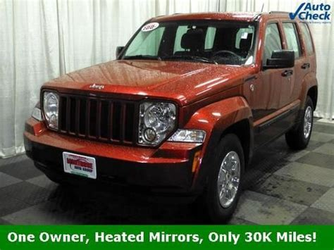 red jeep liberty 2012 sell used 2012 jeep liberty sport we finance red awd in