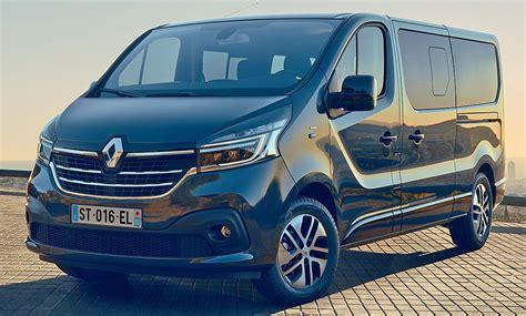 renault trafic jahreswagen renault trafic facelift 2019 motor ausstattung autozeitung de