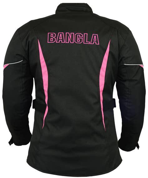 motorradjacke damen textil motorradjacke damen textil schwarz pink s m l xl xxxl