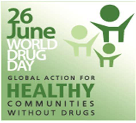 health days  international day  drug abuse