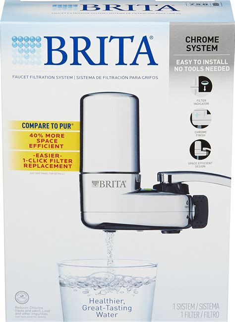 Brita Faucet Filter Light Not Working by Best Faucet Water Filters