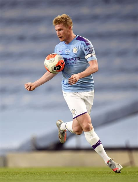 Kevin De Bruyne in running for UEFA Men's Player of the ...