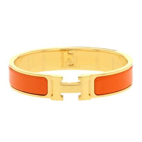 herm 232 s clic clac bracelet 265698 collector square