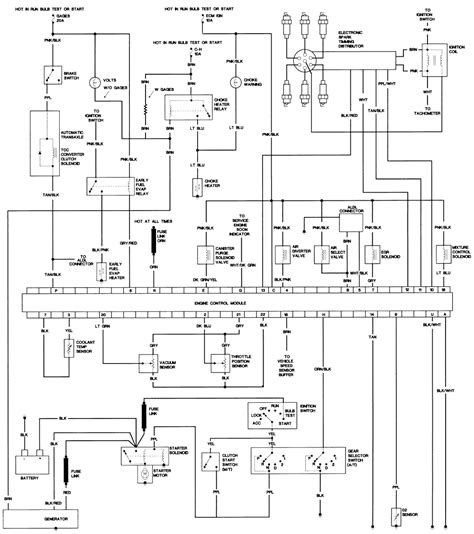 Npr Isuzu Wiring Diagram Pcm