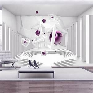 Papier peint intisse 350x245 cm top vente papier peint for Faire une maison en 3d 8 tableau deco toile design et moderne decoration murale