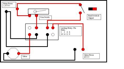 latching relay carrie gooch