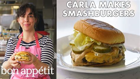 carla  ba smashburgers   test kitchen bon
