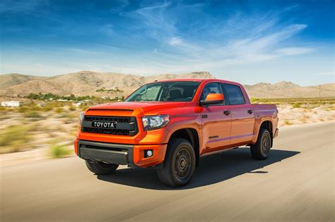 2015 Toyota Tundra Trd Pro Review & Rating Pcmagcom
