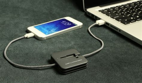 iphone battery jumps ces 2014 union shows jump cable battery