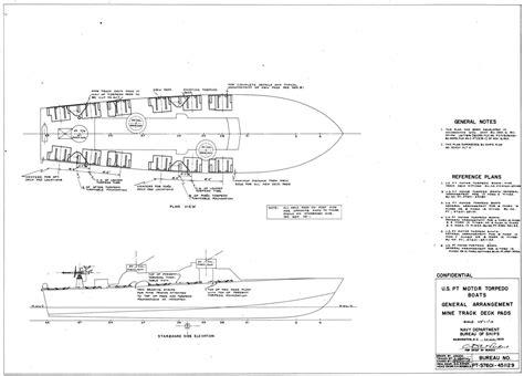 motor torpedo boat plans marvella