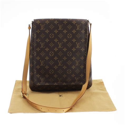louis vuitton monogram musette gm shoulder strap bag catawiki