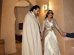Robe De Mariage Marocaine : caftan mariage blanc la robe du plus beau jour de ma vie caftan4you ~ Preciouscoupons.com Idées de Décoration