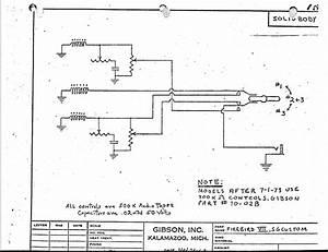 Gibson Firebird Wiring Diagram