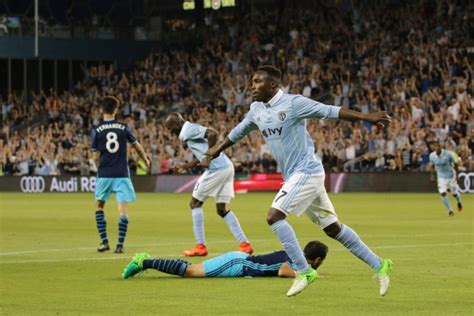sporting kc knock  fc dallas  western conference