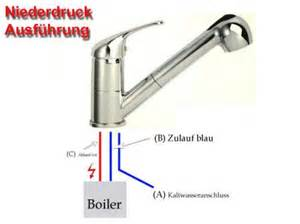 niederdruck armatur küche niederdruck armatur einhebelmischer brause kaufen bei küche bad