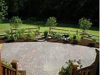 interesting patio design ideas using pavers Popular Home Interior Decoration
