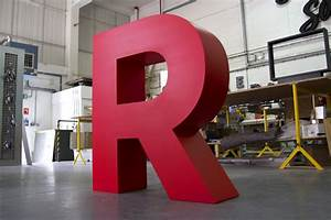 giant letters for events festivals goodwin goodwin With giant letters for events