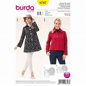 patron robe burda n6690 ma petite mercerie With robe burda