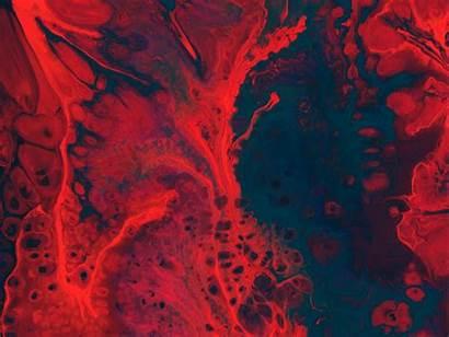 Paint Liquid Spots Macro Standard