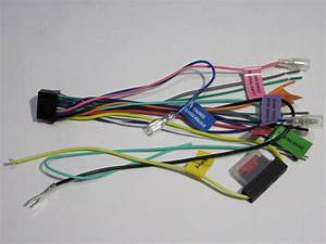 Pioneer Wire Harness  Pioneer  Free Engine Image For User