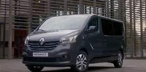 Renault Trafic Escapade : 2017 renault trafic spaceclass escapade video dpccars ~ Medecine-chirurgie-esthetiques.com Avis de Voitures