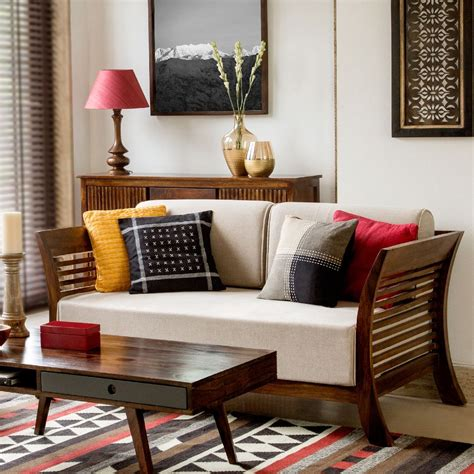 Decor Sofa Set by Modern Indian Indian Home Decor In 2019