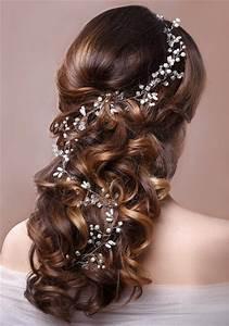Wedding Hair Vines For Western Brides Ideas
