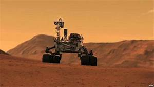 Mars Rover Marks First Year on Red Planet