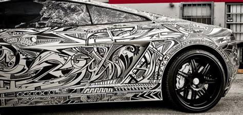 enthusiastic artist amazing art cars
