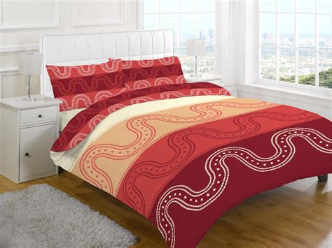 Medallion Printed Duvet Cover Bedding Set