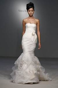 gorgeous collection of vera wang mermaid wedding dresses With mermaid wedding dresses vera wang