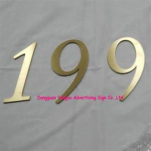 popular house number sign buy cheap house number sign lots With cheap house numbers and letters