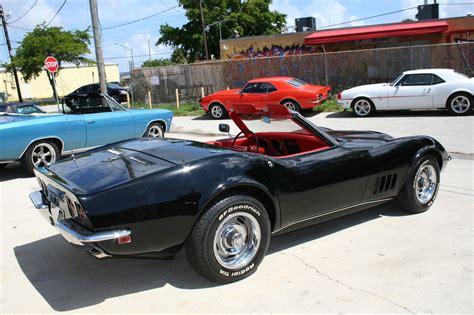 corvette convertible hp tri power number