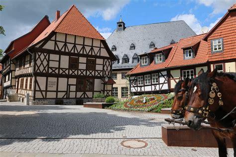 Ausflugstipp Stadtbummel Durch Wernigerode  Hotel Harz Blog