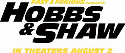 Furious Hobbs Fast Shaw Font Kindpng Synopsis