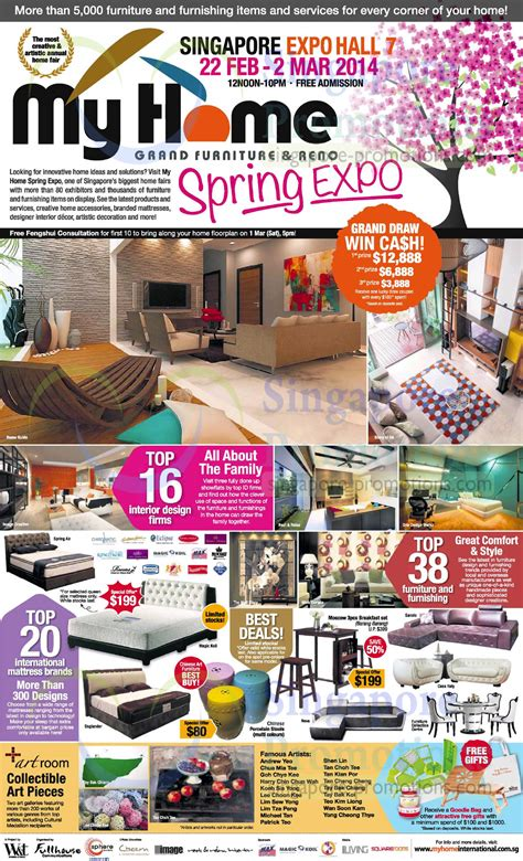 feb lucky draw interior design mattress brands