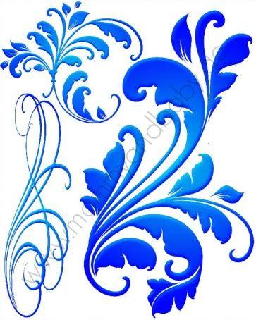 ornamente zum aufkleben motivfolie quot florale ornamente quot 11 farben