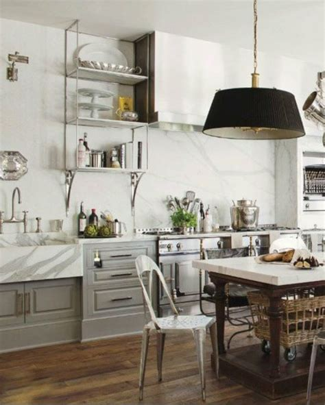 tg interiors   country kitchenmeets industrial