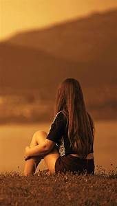 Alone, Girl, Pic, Wallpaper
