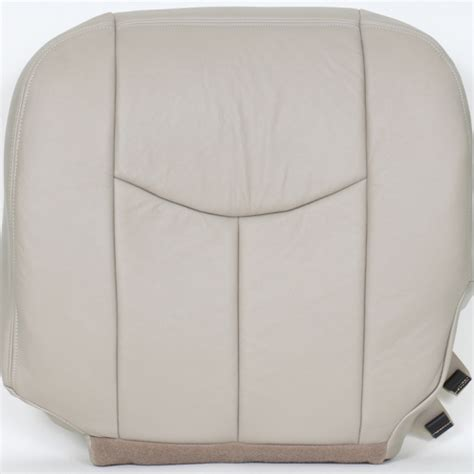 20032006 Chevy Tahoe & Suburban Leather Seat Cover