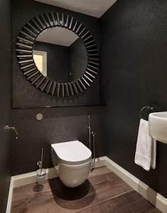 decoration toilettes originales maison design bahbecom With salle de bain design avec malette décors maçonniques