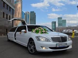 Mercedes Classe S Limousine : mercedes benz s class w221 limousine lease toplimo kz ~ Melissatoandfro.com Idées de Décoration