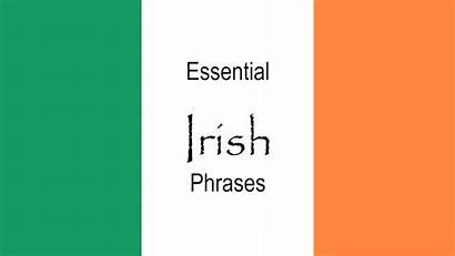Irish Phrases Tuesday Tips