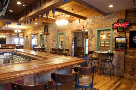 Barn Restaurant by Rockaway Barn Restaurant Goldman Design