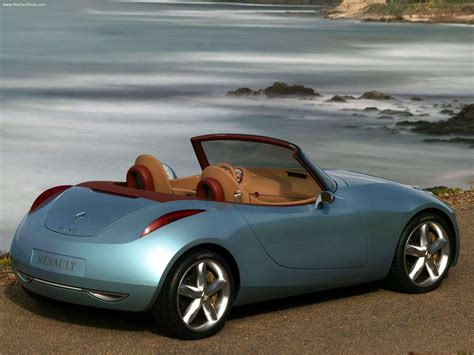 renault, Wind, Concept, Cars, Convertible, 2004 Wallpapers ...